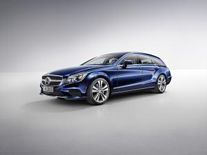2014 Mercedes-Benz CLS400 BlueTec Shooting Brake